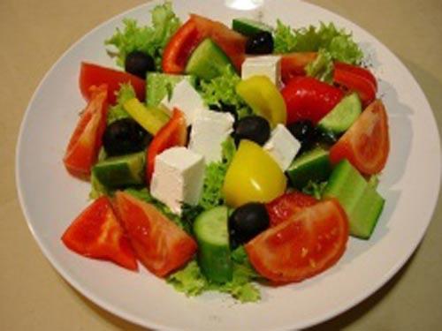 Фото салат селянська